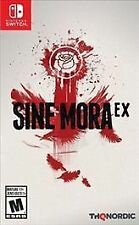 Sine Mora EX (Nintendo Switch, 2017) NEW SEALED THQ NORDIC FAST SHIPPING !