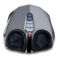 Miko Shiatsu Foot Massager With Deep Kneading, Heat Therapy, & Rolling Massage