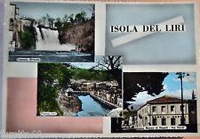 Isola del Liri vedutine 10x15 viagg (anni 60?) Frosinone