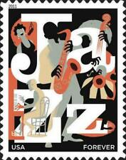 2011 44c Jazz, Saxophone Scott 4503 Mint F/VF NH