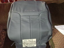2011-2012 FORD 150 BRAND NEW SEAT FRONT RH SEAT BACK COVER BL3Z1664416CA LEATHER
