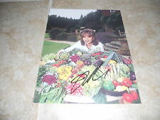 """Joan Collins Sexy Signed Autographed 7.25""""x9.25"""" Book Photo #3 PSA Guaranteed"""