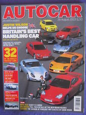 AUTOCAR - SAAB 9-3 CABRIO TEST - 26 Aug 2003 v 237 # 9