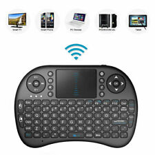 2.4GHz Wireless Keyboard with Touch Pad For Techwood 65AO6USB 65 Inch SMART TV
