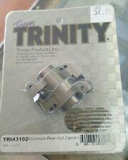 Trinity TRI43102 Aluminum Red hub carriers