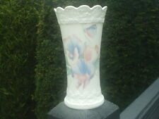 AYNSLEY Fine Bone China VASE 16cm tall LITTLE SWEETHEART Pattern EXCELLENT Cond