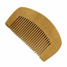 Wooden Comb, Medium Tooth Boxwood Pocket Comb, Wholesale Bulk Sale 50 Combs
