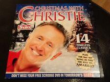 CHRISTMAS WITH TONY CHRISTIE - SUN PROMO MUSIC CD .14 CHRISTMAS CLASSICS + bonus