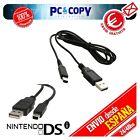 Pantalla LCD Superior/Inferior/Táctil/cable/conector o toallitas Nintendo DSi