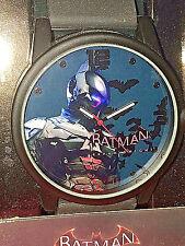 BATMAN ARKHAM KNIGHT: ARMORED BATMAN WATCH IN GIFT BOX ACCUTIME ARK9052