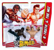 WWE Royal Rumble The Miz RTruth Wrestling 2 Pack Mattel Ages 3+ Toy Boys Fight