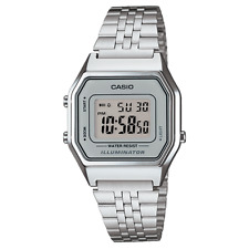 Casio Ladies Collection Retro Digital Watch LA680WA-7DF