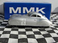 MMK RESIN PORSCHE T64 1939 SILVER   #63  1:32 SLOT BRAND NEW IN BOX