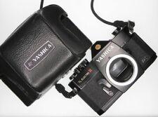 Yashica Black TL Electro X M-42 mount  #00925829 ............ Minty