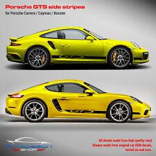Porsche Carrera / Cayman / Boxster GTS Side Stripes