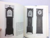 VTG Miniature Antique Furniture DollHouse Children's Furniture Book 1972 Clock