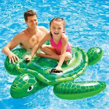Intex gonflable petite' mer Tortue Jouet pour piscine de plage 1.50 m x 1.27