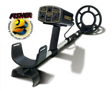 "Fisher 1280X Metal Detector with 8"" Concentric Search Coil and 2 Year Warranty"