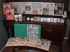 Ripken Rookie Cards (3) and Orioles Memorabilia Collection!