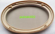 "2pcs 6*9""inch Beige speaker grilles Car audio modified net cover 263*187mm"