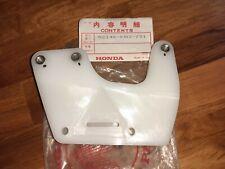 NOS HONDA CR 125 250 500 RE 1984 rear chain guide 52146-KA3-731 EVO 84