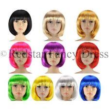 Pop Short Wigs