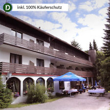 Rennsteig 4 Tage Steinbach am Wald Urlaub Hotel Rennsteig Reise-Gutschein