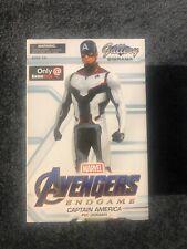 CAPTAIN AMERICA Avengers  White Suit  Statue Marvel Gallery Diamond Select NSIB