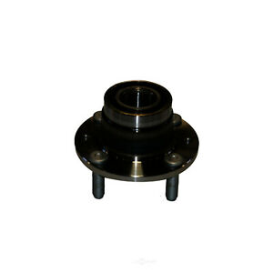 Axle Bearing and Hub Assembly-Drum Rear GMB 725-0043