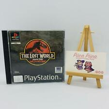 The Lost World: Jurassic Park PAL Playstation PS1