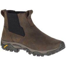 Merrell Men Moab Adventure Chelsea Plr Wp Hiking Shoes Brun Brown Size US 7.5