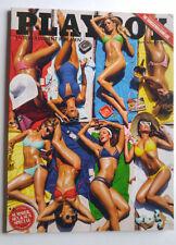 Playboy Magazine Jul/Aug 2015 ~ Emily Agnes + Maggie May Centerfold