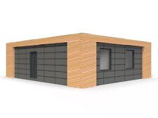 Bungalow Wohnhaus Einfamilienhaus Containerhaus 72m²