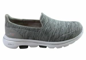 Skechers Go Walk 5 Honor Womens Comfortable Slip On Casual Shoes - Mesh