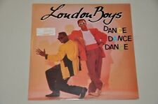 "London Boys - Dance Dance Dance - 80er - 12"" Maxi Vinyl Schallplatte LP"