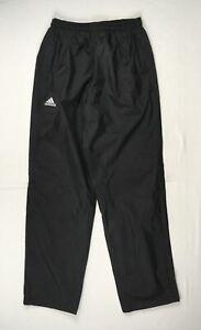adidas Rain Pants Men's Black Climaproof NEW S