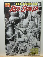 Legends of Red Sonja #1 Variant Black & White Gail Simone Dynamite Comics CB7966