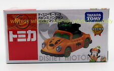 Disney Motor Mickey Mouse HALLOWEEN Mini Car Tomica Shop Limited - Takara Tomy