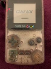 Nintendo Game Boy Color Handheld Console - Clear Purple cgb-001