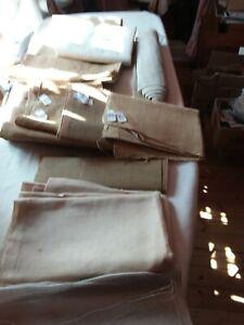 Canevas pour tapisserie plusieurs types