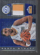 JaVALE McGEE 2013-14 PANINI TOTALLY CERTIFIED TOTALLY BLUE JERSEY PATCH PRIME/15