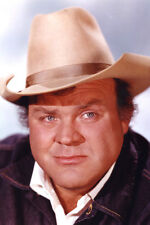 Dan Blocker Studio Portrait As Hoss Cartwright Bonanza 11x17 Mini Poster