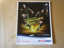 CATALOGO COLLEZIONE FOOTBALL INTERSPORT PRIMAVERA/ESTATE 2010