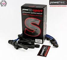PowerTEC Sport 8mm Ignition Leads HT Nissan 300ZX 300 ZX v6 Twin Turbo Z31 Z32