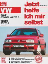 VW Golf 3/vento (92-97) GTI. 16v, vr6, GT-instrucciones de reparación