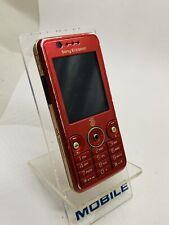 Sony Ericsson W660i Walkman - Rose red (Unlocked) Mobile Phone