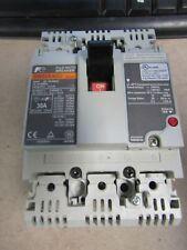 Fuji Electric, 30 Amp 3 Pole, 220 Volt Auto Break, Circuit Breaker Bw50Ragu