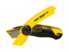 Stanley  FatMax  6-1/4 in. L Utility Knife  Black/Yellow
