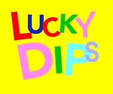 Lucky Dips Bulk Lots Assorted Kids Pinata Girls Boys Party Favors New FREE POST