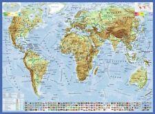 Ravensburger Politische Weltkarte Klassische Puzzles Puzzlespaß im XXL-Format
